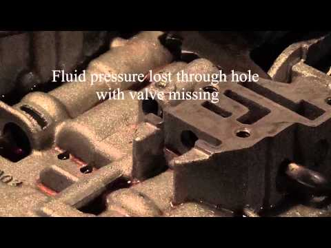 Dodge 46RE OBD Fault Code P1740 Torque converter lockup solenoid/relay