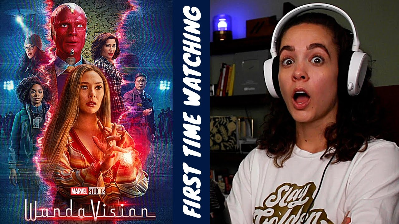 *WANDAVISION* is like Black Mirror and Marvel combined!