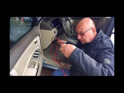 BYD F3DM hybrid car repair and test drive