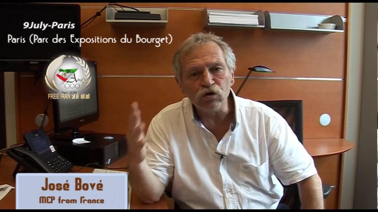Pourquoi le 9 juillet Rassembler? -Un message de José Bové