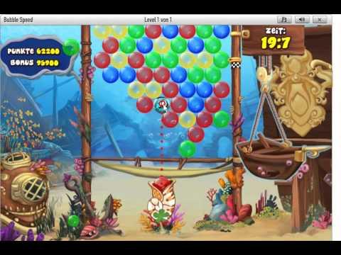 Bubble Speed online spielen (Gameduell) 235.000 - YouTube  Bubble Speed on...