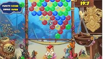 Bubble Speed online spielen (Gameduell) 235.000