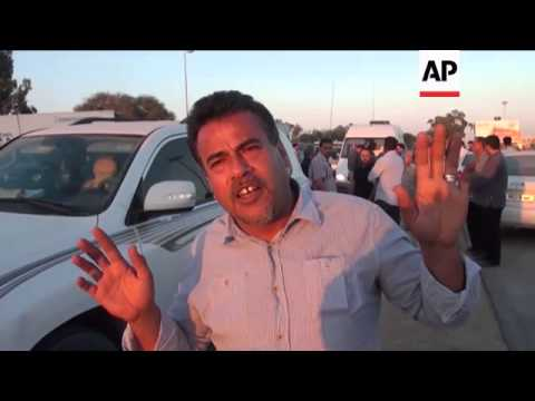 ICRC worker killed near Benghazi, colleagues collect body from hospital