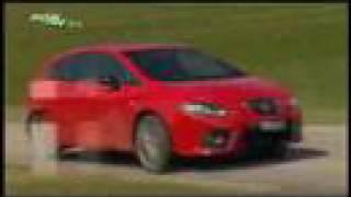 Test Seat Leon Cupra