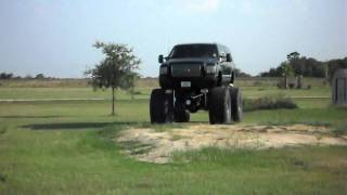 2002 ford excursion lifted