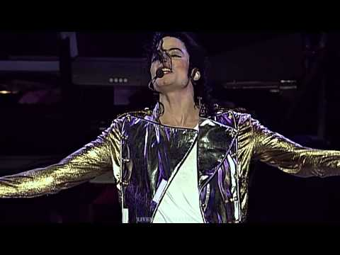 Michael Jackson - Stranger In Moscow - Live Munich 1997- Widescreen HD