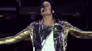 Michael Jackson - Stranger In Moscow - Live Munich 1997- Widescreen HD