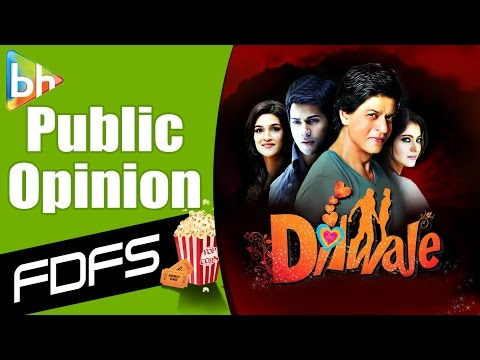 First Day First Show   Dilwale   Public Opinion   Movie Review