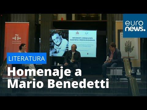 Homenaje a Mario Benedetti en el centenario de su