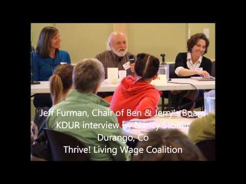 KDUR Interview of Jeff Furman