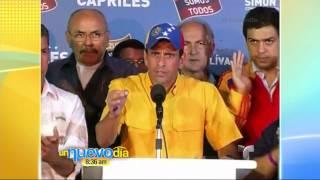 Reinaldo habla de Venezuela | Un Nuevo Día | Telemundo