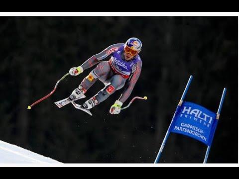 Erik Guay Downhill Gold (WCH Garmisch 2011)