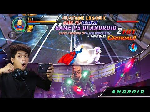 Dapat menggunakan 2 Karakter Sekaligus ( Adventure ) - Justice League Heroes Android - 동영상