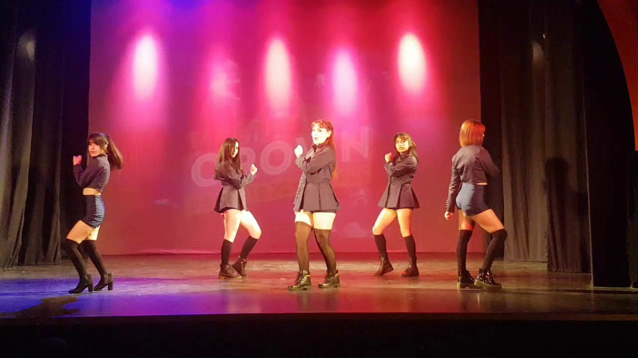 Download TTC 7 - CAT. GIRLBANDS - CHERRY LIPS (DANCE COVER GFRIEND - FINGERTIP) FINALISTA