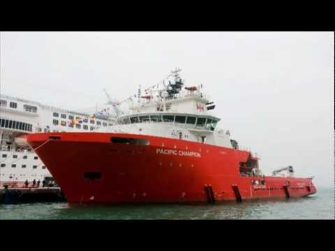Yuexin launches Anchor Handling Tug Supply Vessel