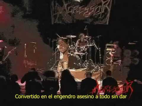 Poseido Agressor (lyrics)