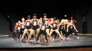 HIP HOP INTERNATIONAL BRASIL , os CAMPEOES 2015/16