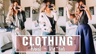 NEW YEAR, NEW TRY-ON HAUL | DAILYLOOK UNBOXING
