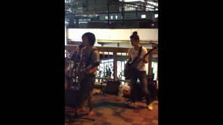 Osaka in Japan indie band