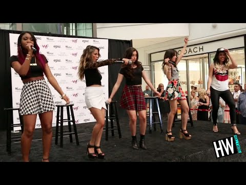 Fifth Harmony 'Bo$$' Live (Acoustic Performance)