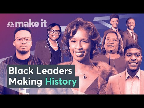 How 7 Black Leaders Are Shaping History Today