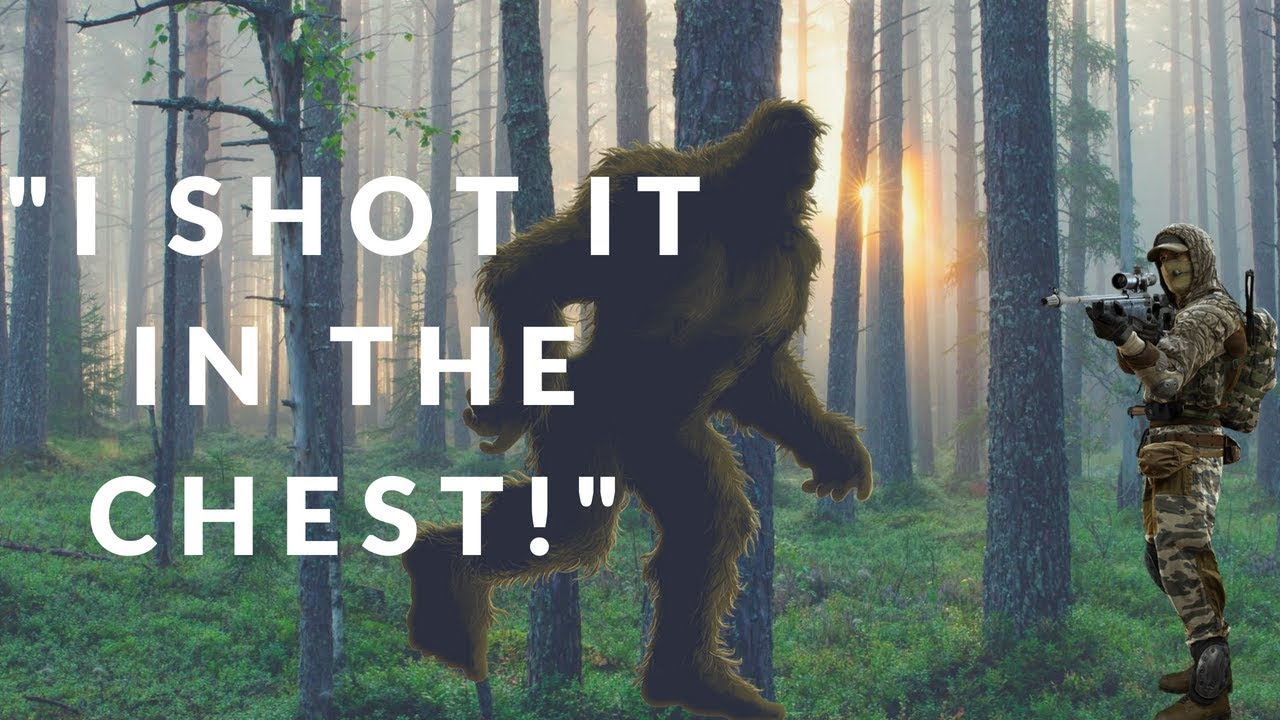 Get Your Photo Taken with Bigfoot!