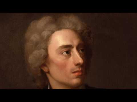 """""""Sound and Sense from Essay on Criticism"""" by Alexander Pope (read by Tom O'Bedlam)"""