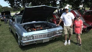 1965 Chevy Impala - BIG BIG Car - Daughter Want the Buggy