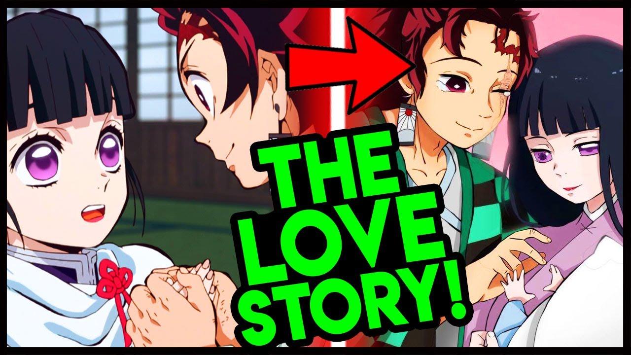 Download Tanjiro and Kanao's Relationship Fully Explained! (Demon Slayer / Kimetsu no Yaiba)