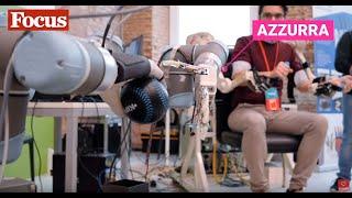 Le mani robotiche del Sant'Anna di Pisa