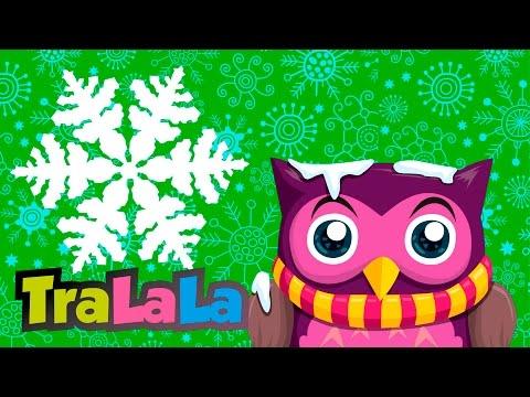 Fulgi de nea - Cântece de iarnă pentru copii | TraLaLa