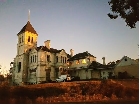 MOST HAUNTED MANSION IN AUSTRALIA STUDLEY PARK NIGHT INVESTIGATION