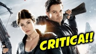 Hansel y Gretel: Cazadores De Brujas Critica / Review
