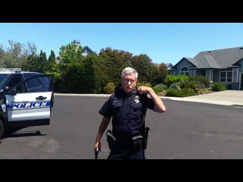 RAW: Full video of incident with Rohnert Park police officer on July 29, 2015