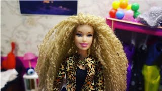 Beauty and The Beast Movie Part 1 - Fairy Tailes with Barbies- Kids Story // Masal Keyfi