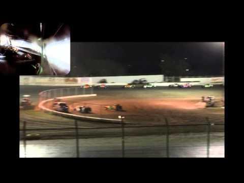 Kennedale Speedway Park Flyin Ryan 3.19.16