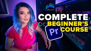 Get Started with Ad๐be Premiere Pro with Master Trainer Valentina Vee