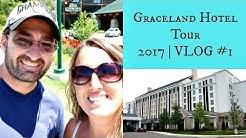 Guest House at Graceland Hotel Tour Walk-Through 2017 | Memphis Vlog #1