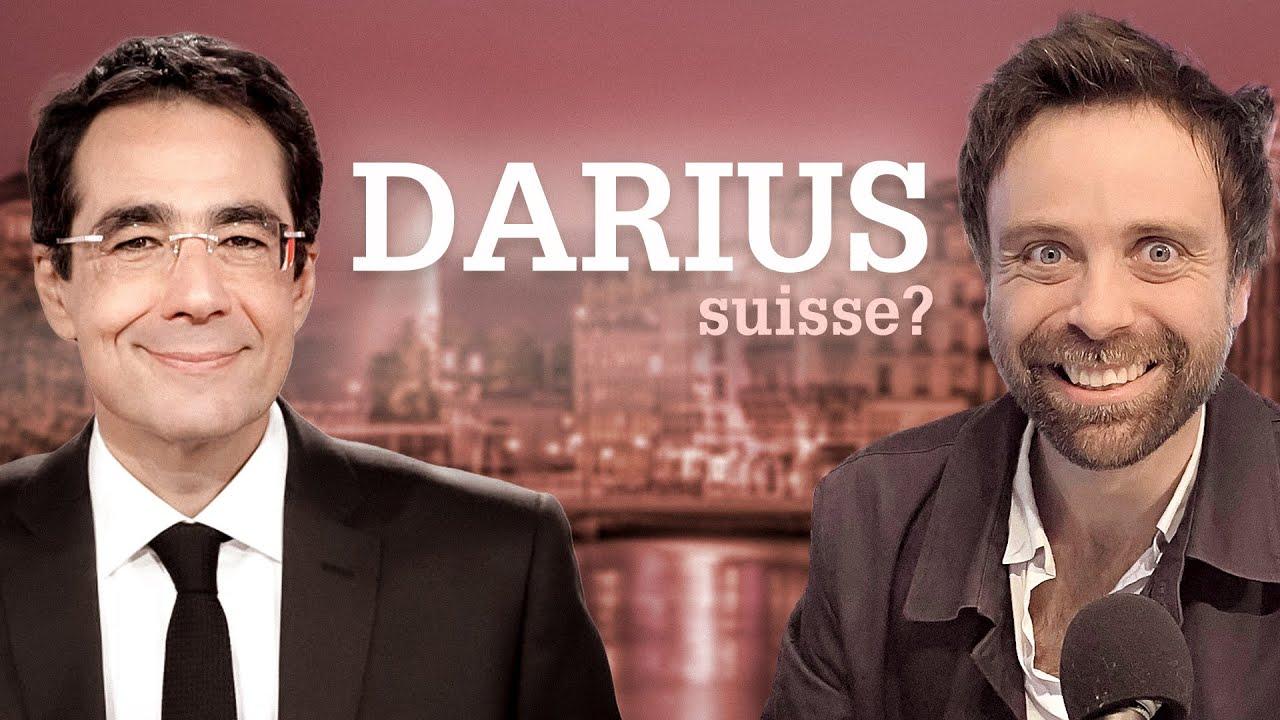 """Download """"Suisse?"""" – Darius Rochebin"""