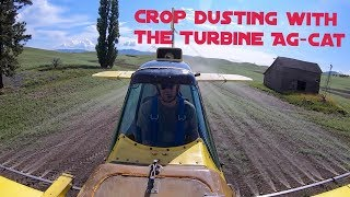 "Ag Pilot/Crop Duster ""Day in the life of"""