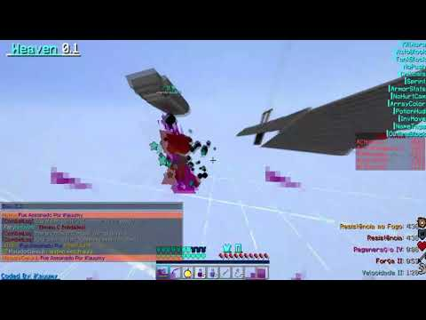 【MC 1.5.2】Hacked Client 1.5.2 - PvP FairyNetwork