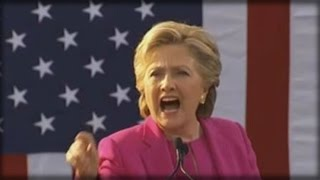 WOW! HILLARY JUST HAD ANOTHER MELTDOWN ONSTAGE AND INSULTED THIS ENTIRE TOWN