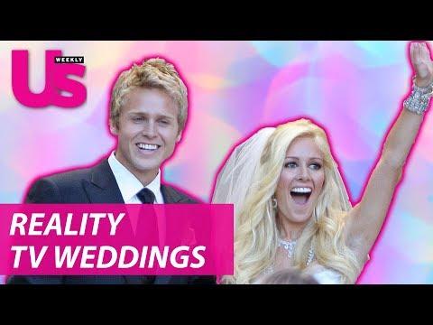 10 Best Reality TV Weddings
