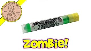 Zombie Blood Sour Apple Liquid Candy, Nifty Candy Review