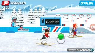 PlayMan Winter Games пасьют