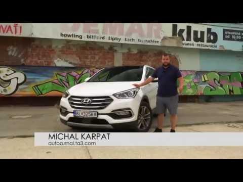 Test 2016 Hyundai Santa Fe