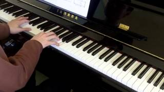 LCM Piano 2013-2017 Grade 6 List B2 Eduard Putz Sentimental Lady (Jazz Waltz) Performance