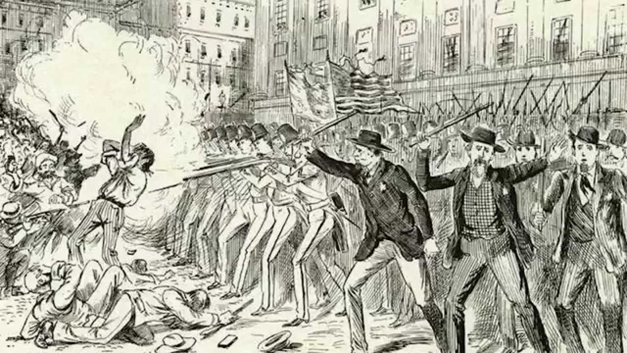 Astor Place Opera House Riots Youtube