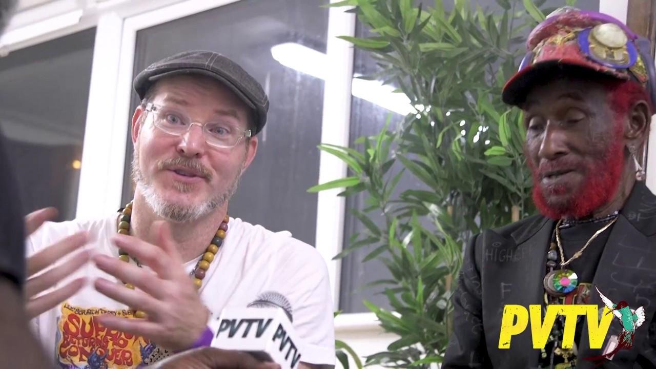 "Lee ""Scratch"" Perry & Subatomic Sound System   PVTV   Positive Vibration - Festival of Reggae 2018"
