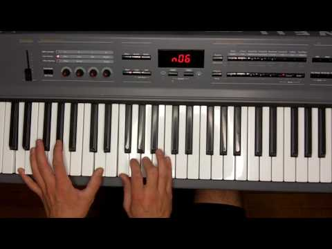 What You Don't Do PIANO TUTORIAL